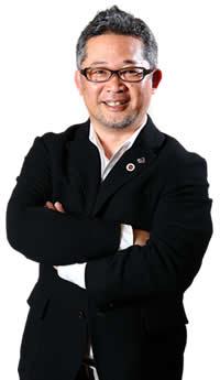 ごあいさつ 代表取締役社長 田口 陽一